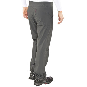 Klättermusen Vanadis - Pantalones de Trekking Mujer - gris